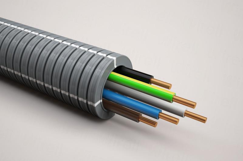 Pre wired Aalto - 20HF-A ML 5x2.5S Eca R100